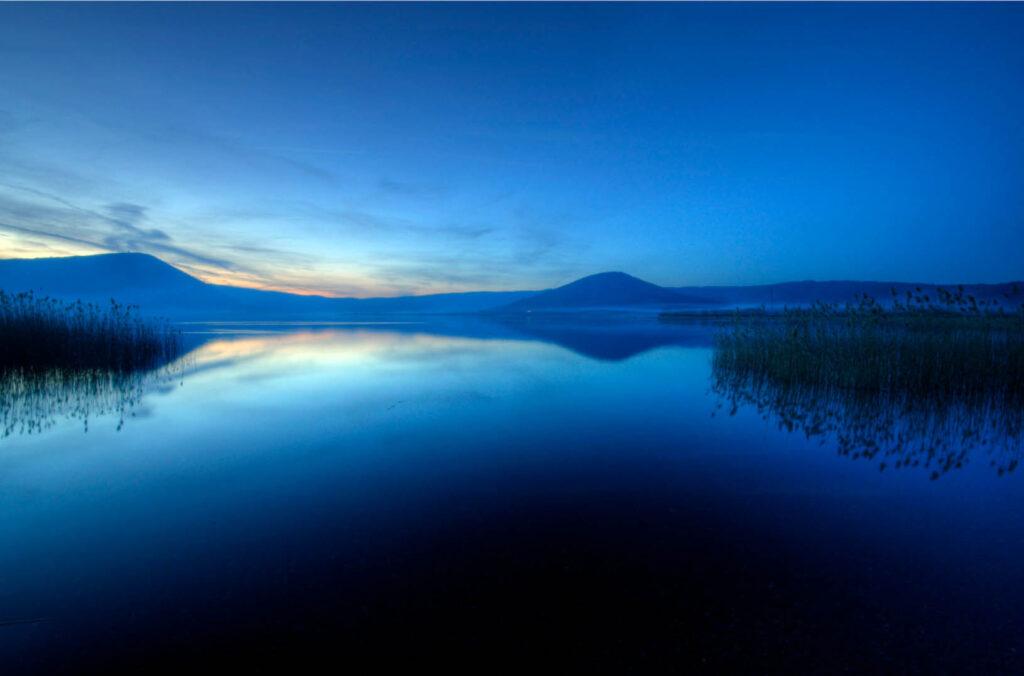 Озеро Вико - Лацио - Италия