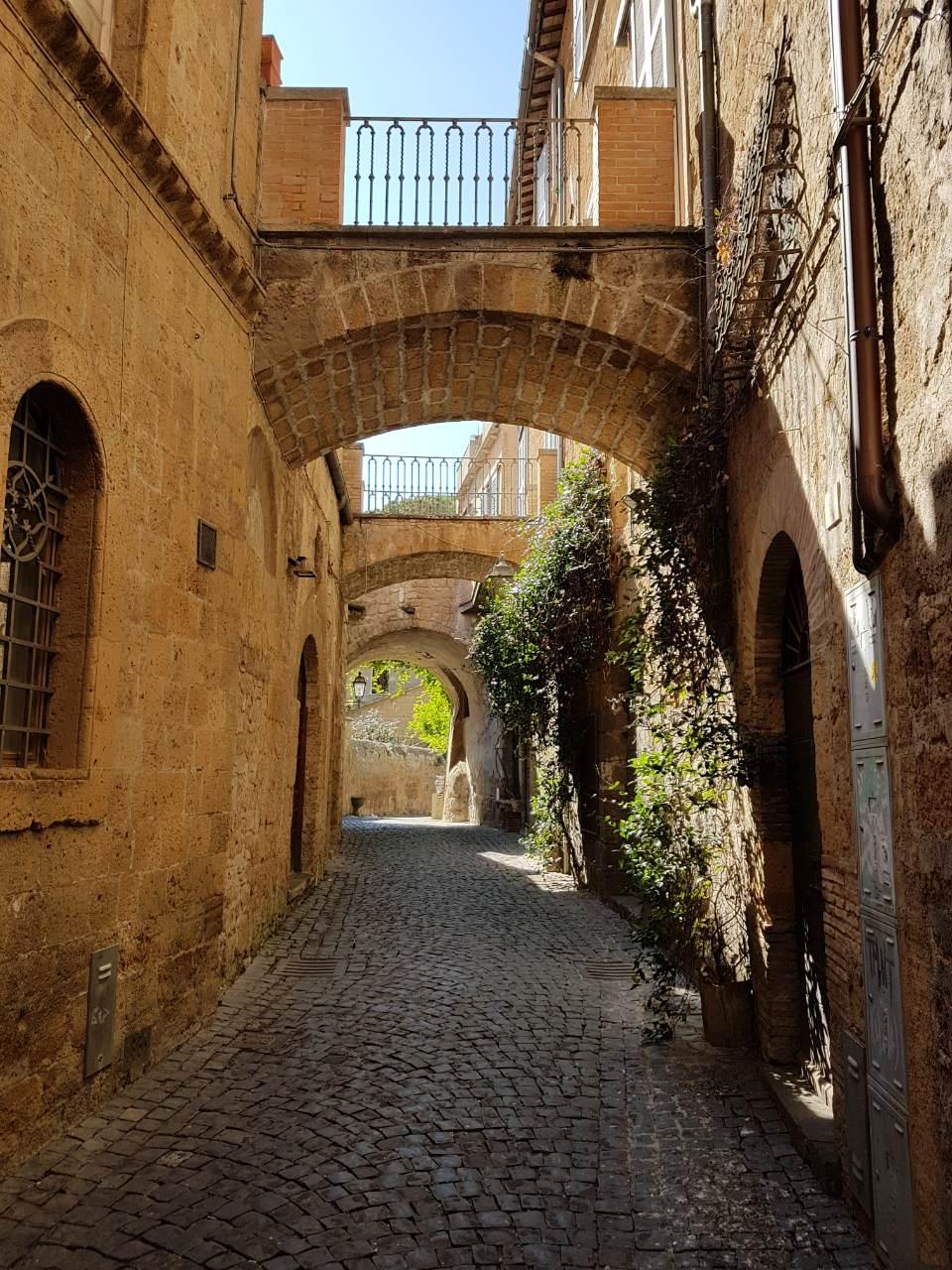 Орвието - Умбрия - Италия