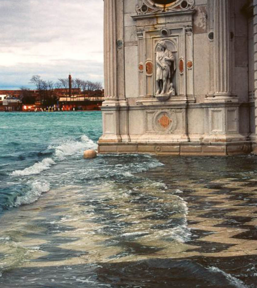 Остров Сан Микеле - Венеция - Венето - Италия