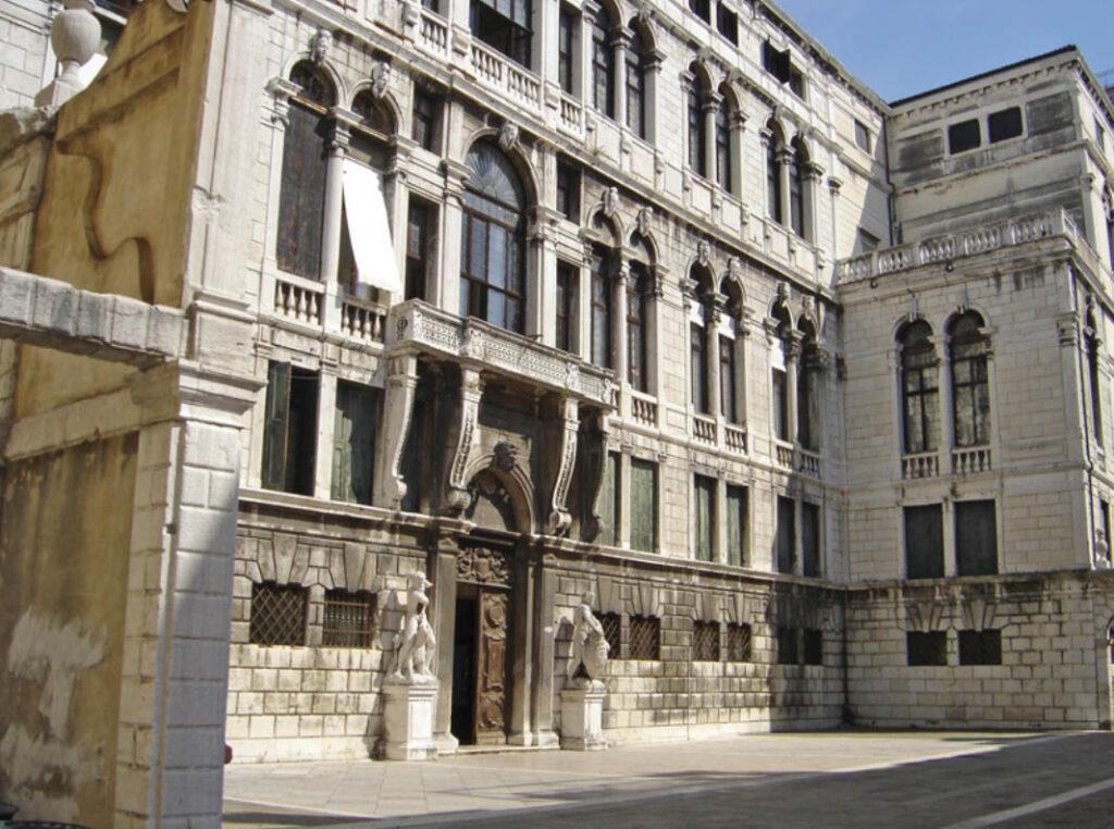 Палаццо Пизани ди Санто Стефано - Музыкальная консерватория Венеции