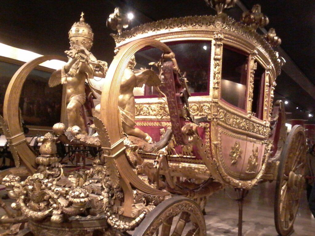 Папский золотой тренер - Экскурсия по Ватикану