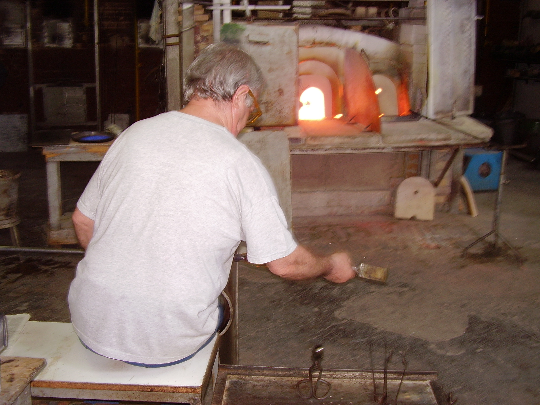 Стъклар в Мурано - частна екскурзия във Венеция
