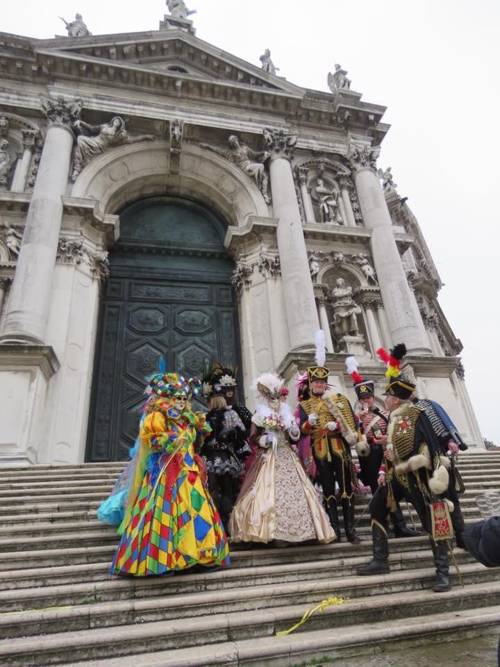 Carnaval de Venise - un voyage individuel en Italie