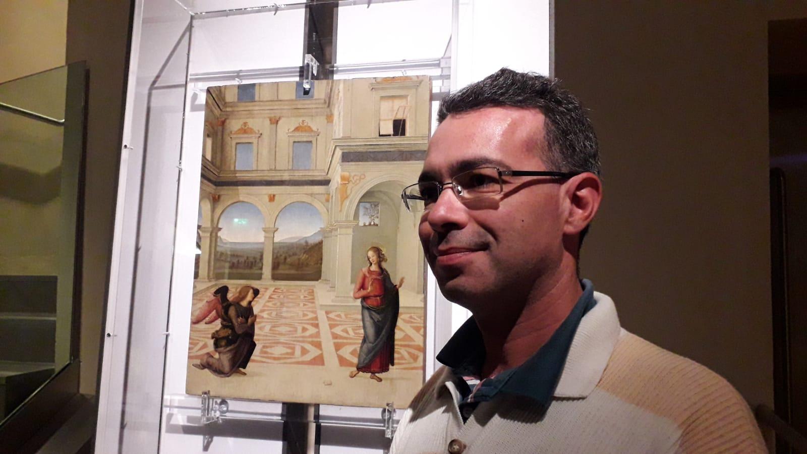 Galerie nationale de Pérouse avec guide