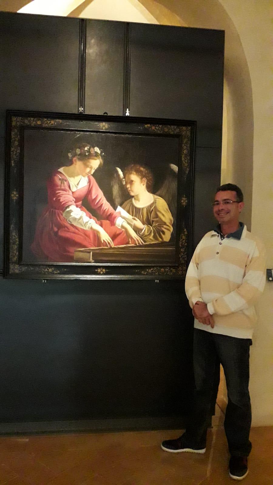 Galerie nationale de l'Ombrie à Pérouse