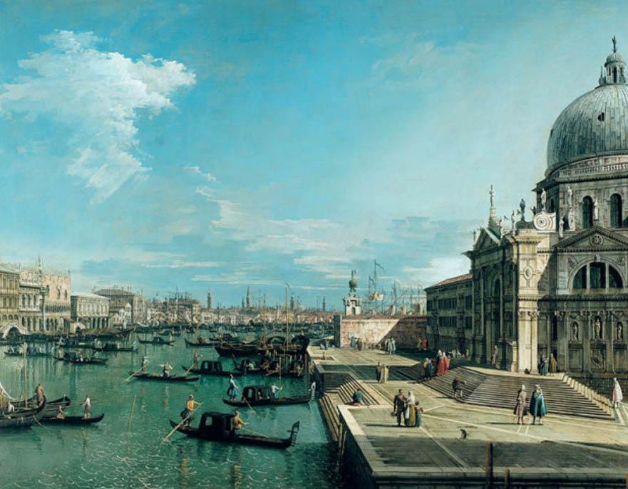 Grand Canal - visite de Venise