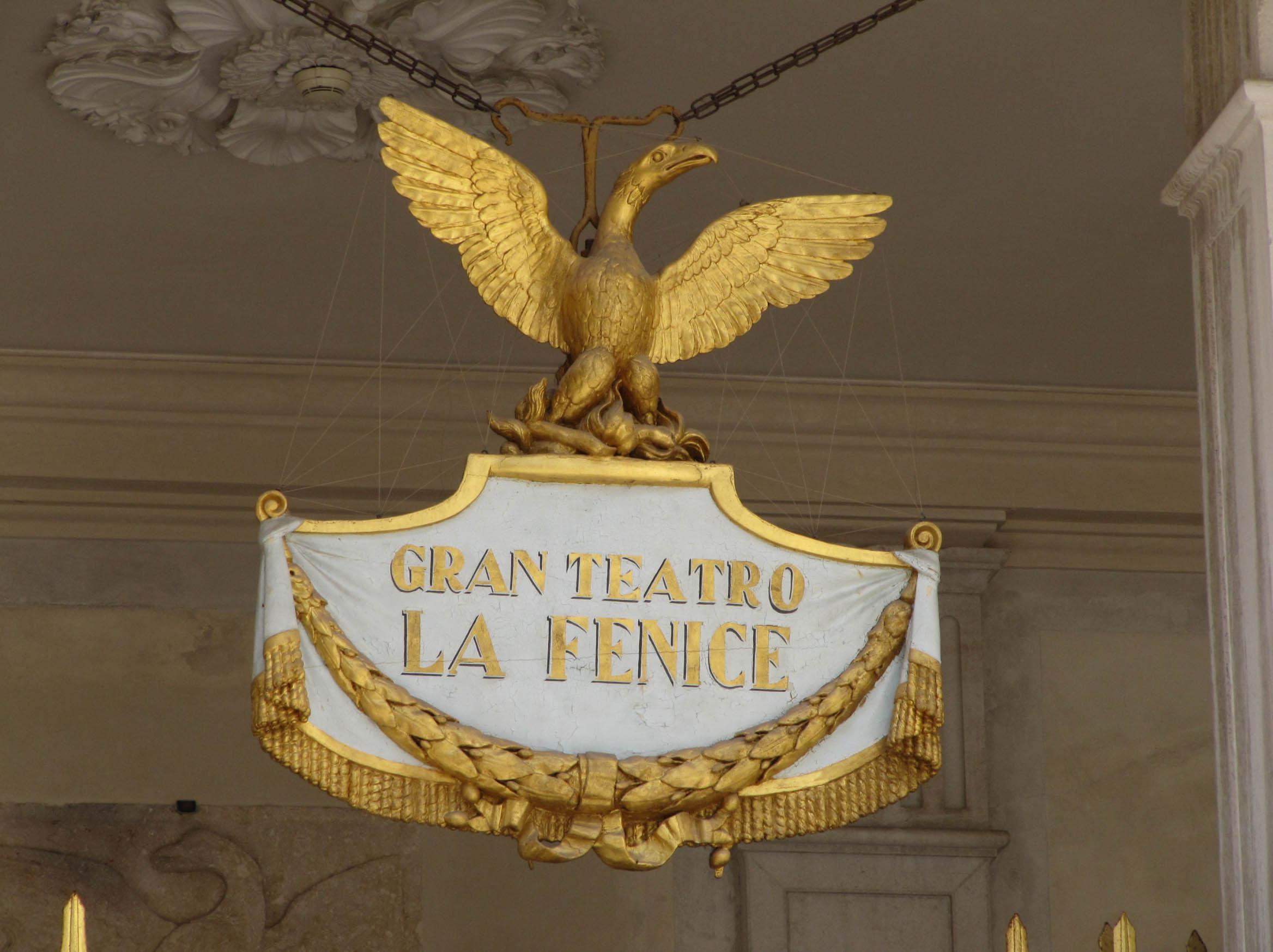 Grand Théâtre la Fenice - Venise - Excursion Vénétie en Francais