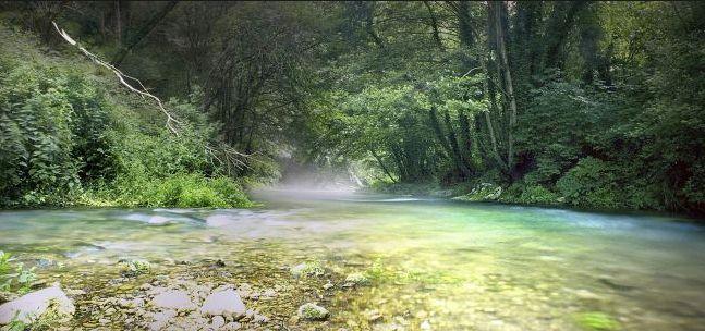 Merse river - SI - Tuscany car tour