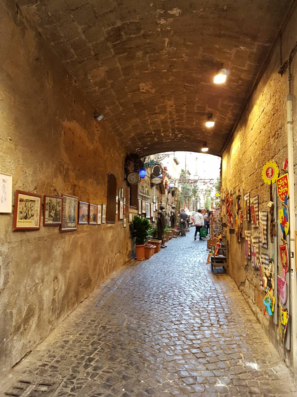 Orvieto - Ombrie - Excursions en Italie