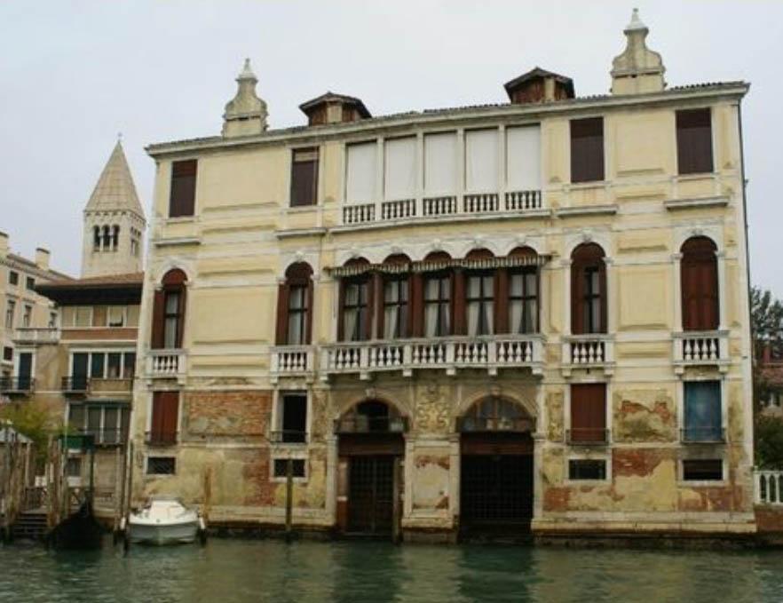 Palazzo Capello Malipiero à Venise - excursion d'une journée à Venise