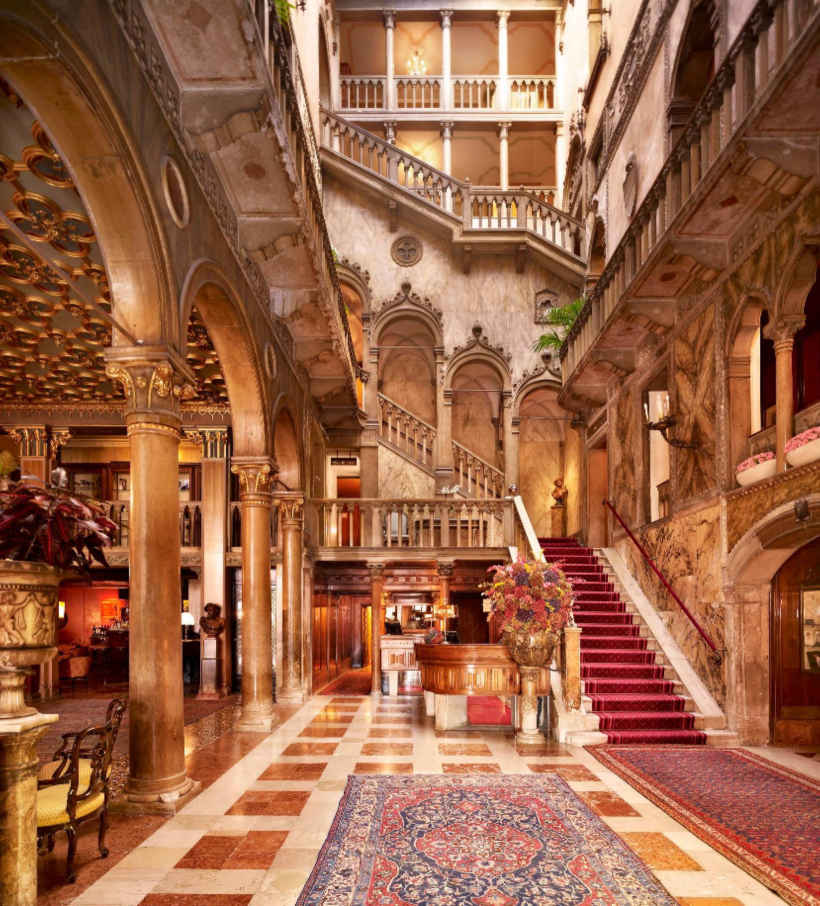 Palazzo Dandolo - Hôtel Danieli - Excursion à Venise