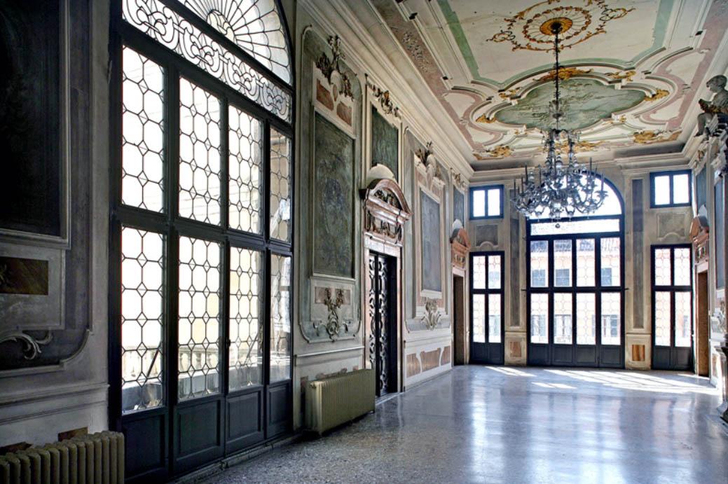 Palazzo Pisani - Conservatoire de Musique de Venise - Excursions en Italie