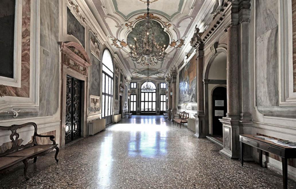 Palazzo Pisani di Santo Stefano - visite avec un guide d'art local - visites privées en Italie
