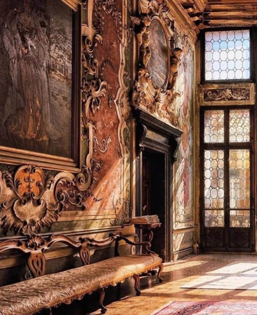 Palazzo di Alvise V by Werner Pawlok - Venice with private guide