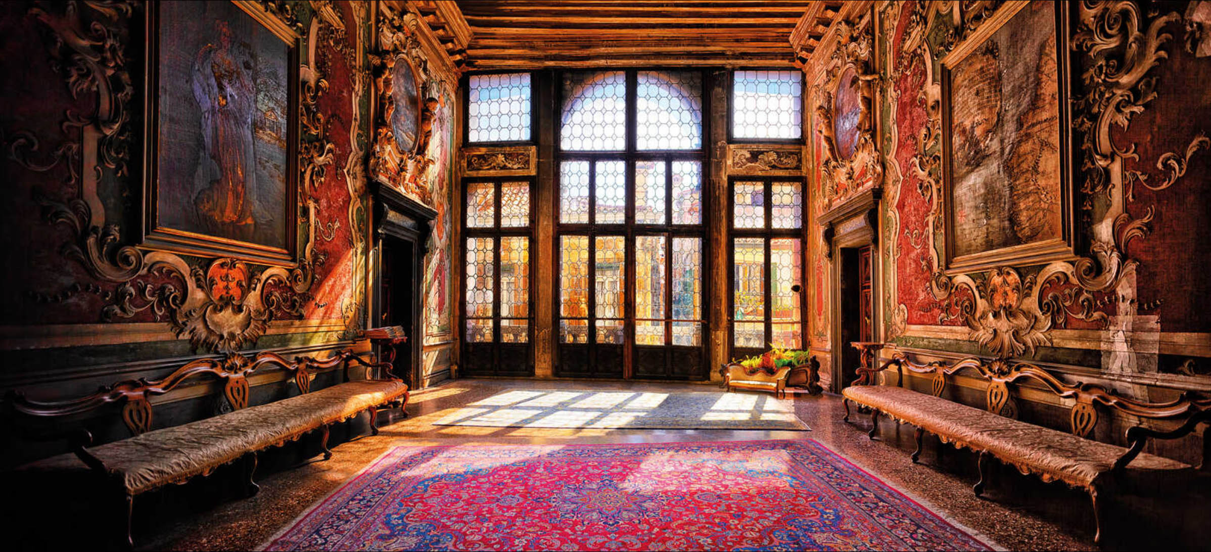 Palazzo di Alvise by Werner Pawlok - Day tour of Venice