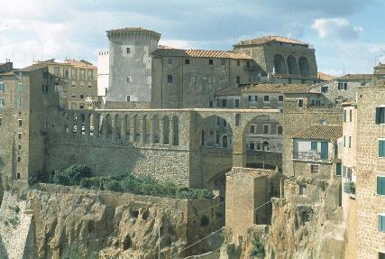 Pitigliano - Toscane - Excursions en Italie