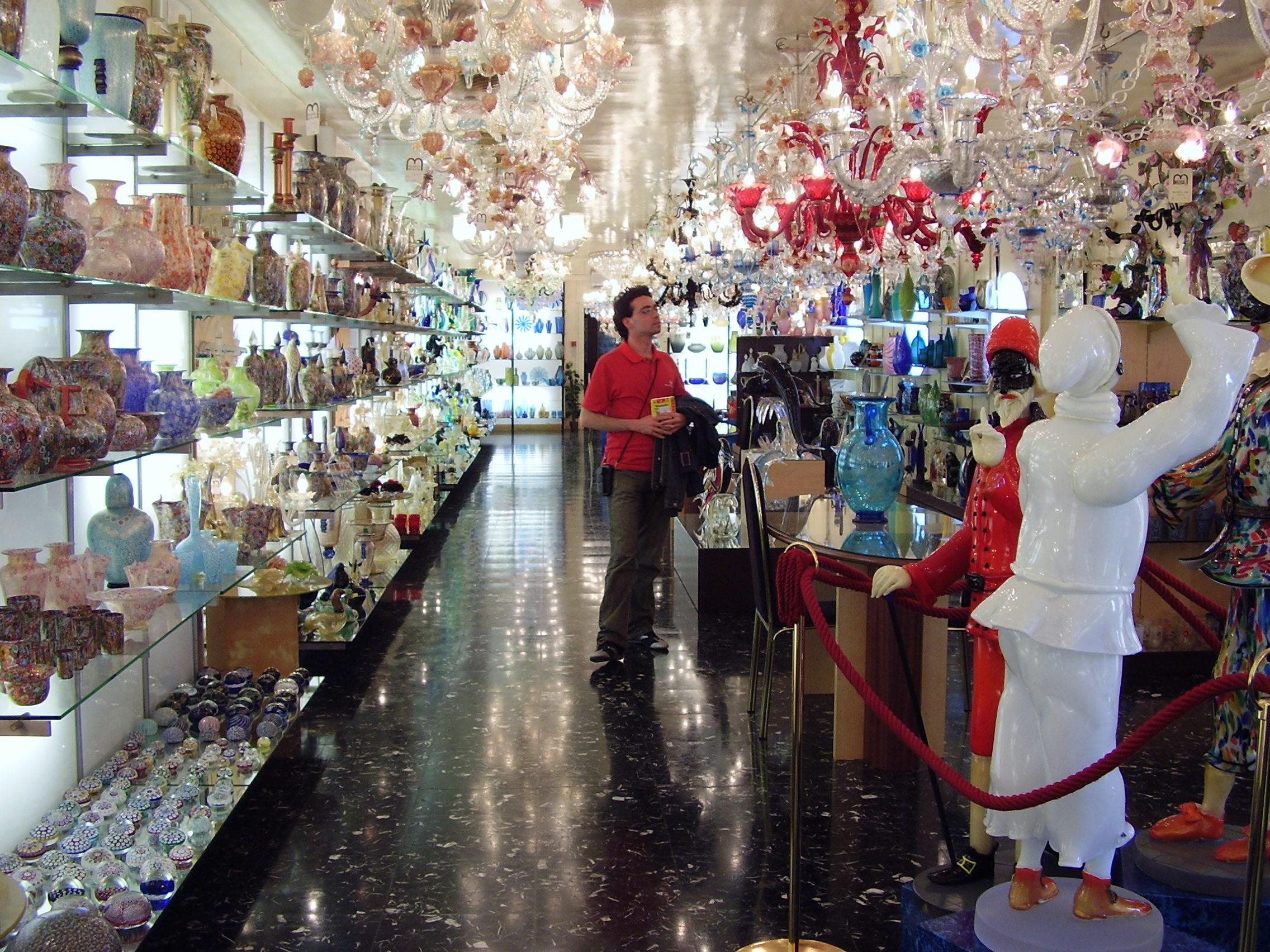 Usine de verre de Murano - Visite privée de Venise