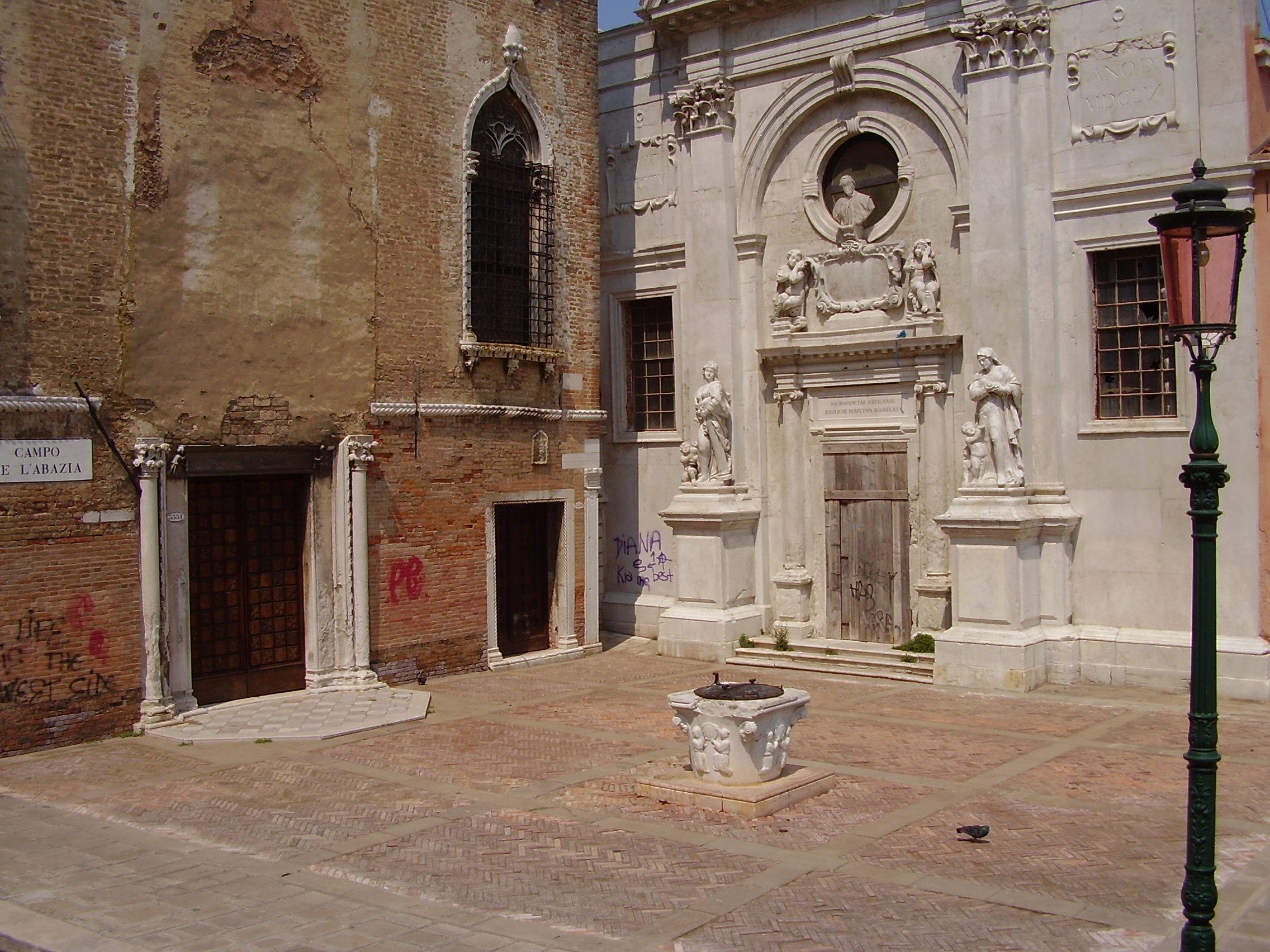 Visite à pied de Venise