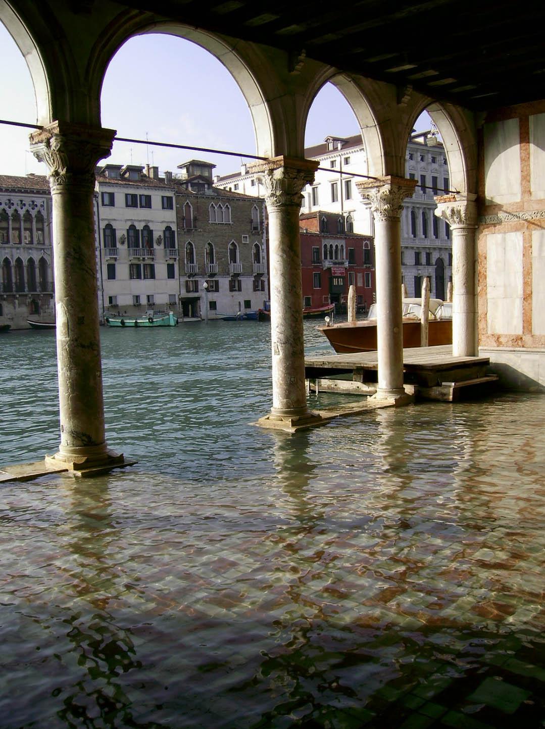 Visite à pied de Venise en français
