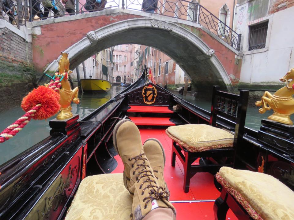 Visite d'une journée de Venise