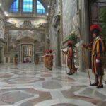 Апостольский дворец - Папский дворец - Ватикан