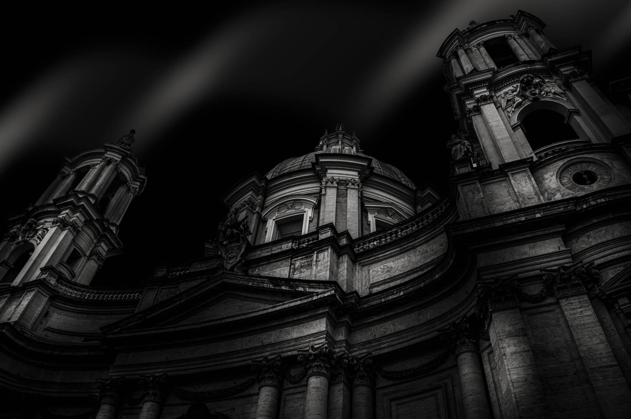 Базилика Сант-Аньезе ин Агоне в Рим