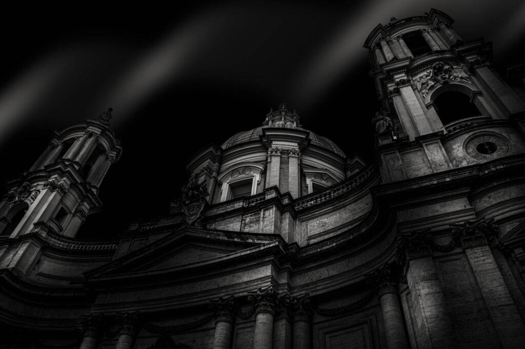 Базилика Святой Агнессы на пьяцца Навона