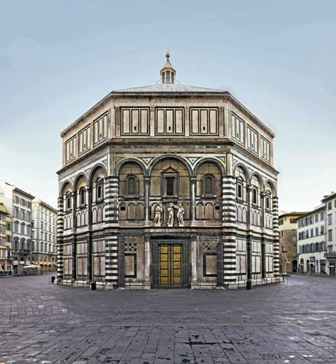Баттистеро Санта Мария дел Фиоре - Экскурсия во Флоренции