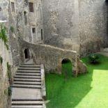 Браччано - Палацо Одескальки XII веке