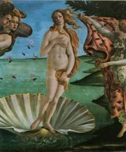 Венера - Галерея Уффици во Флоренции - Экскурсии по Тоскане
