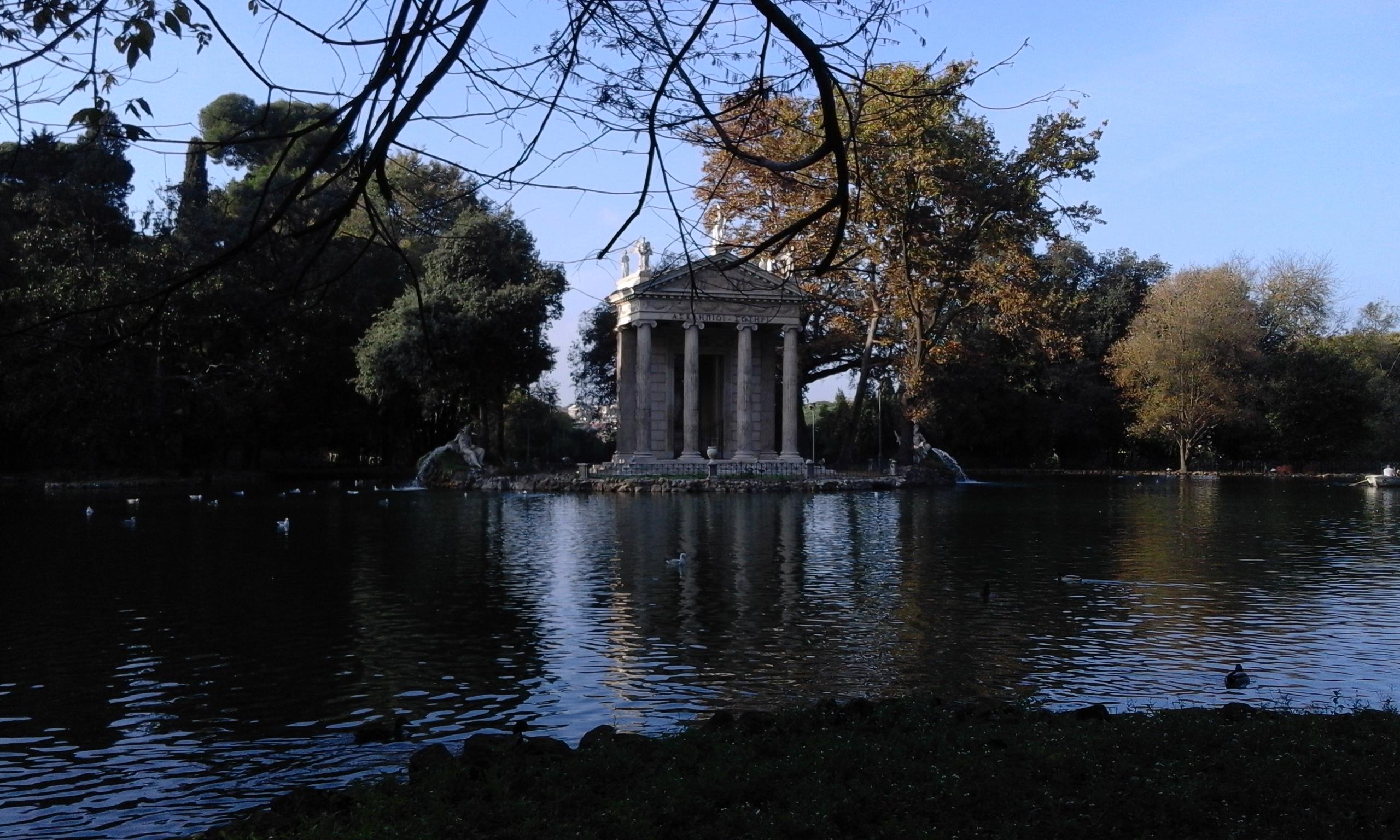 Вилла Боргезе - Рим