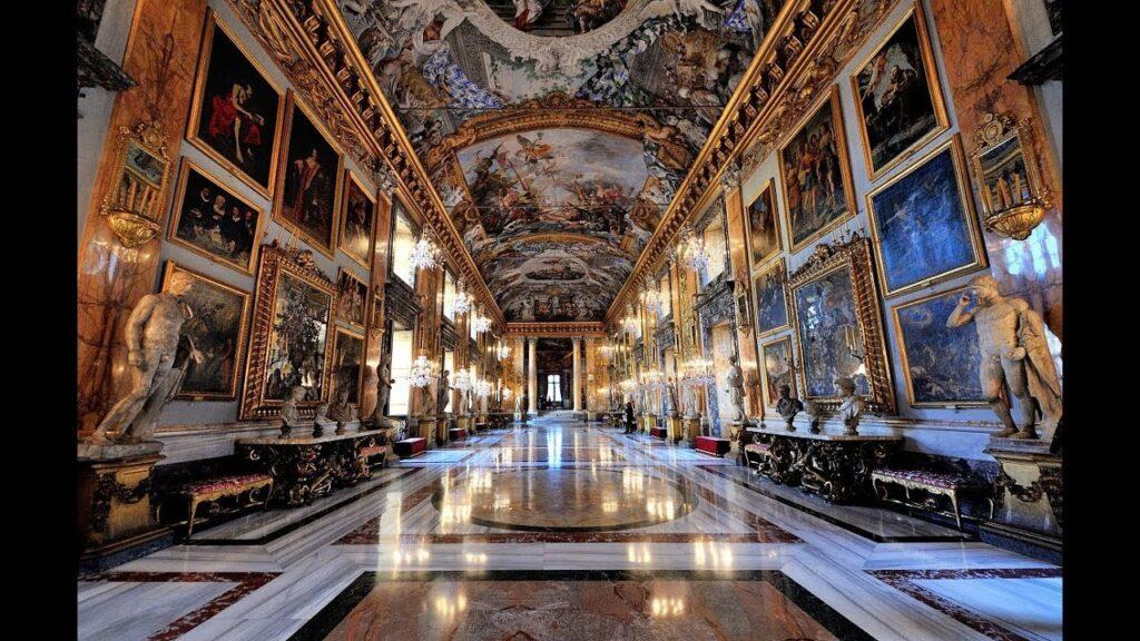 Галерея Колонна - Рим