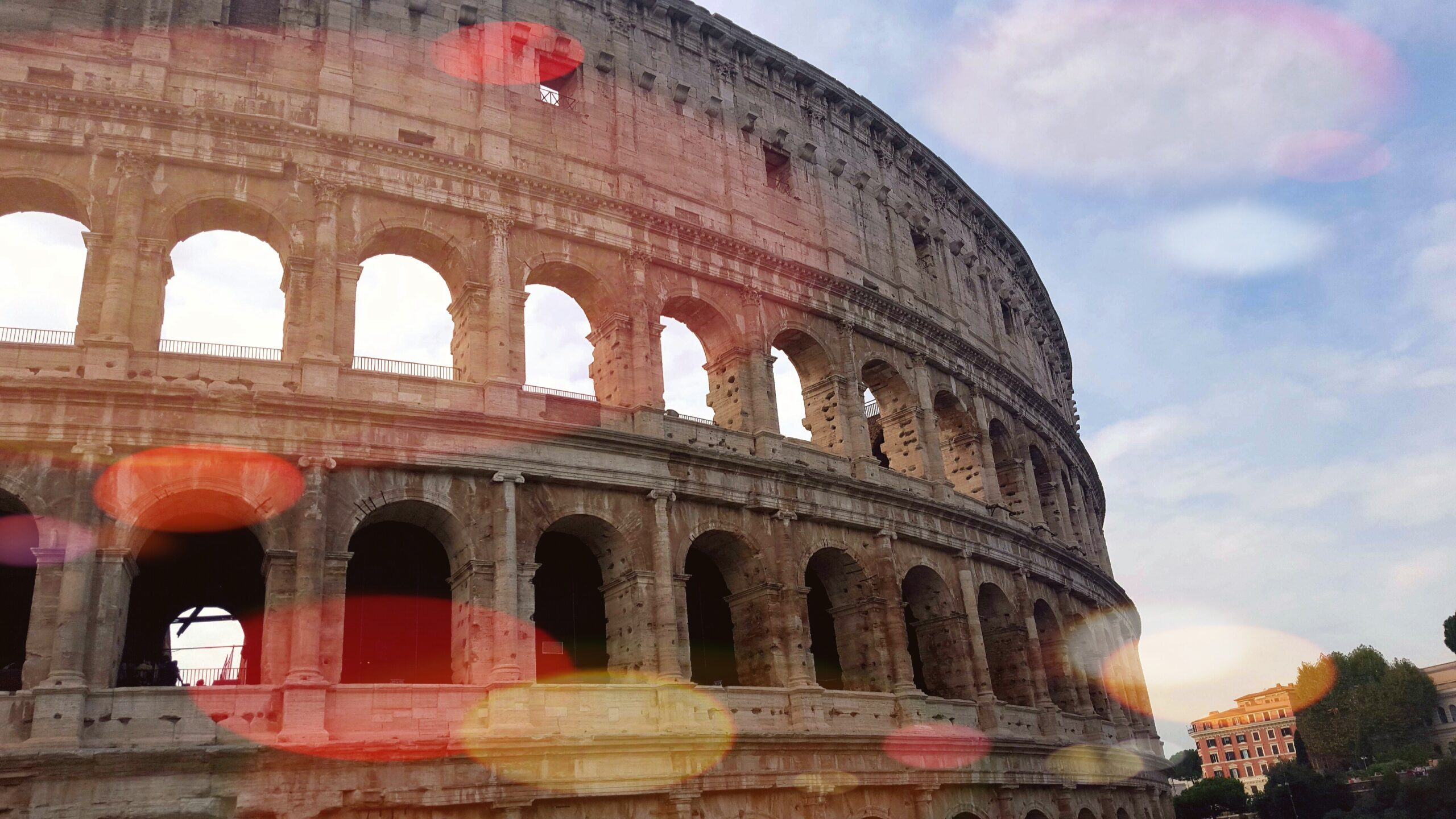 Колизей - Экскурсия в Риме