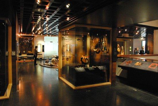 Музей музыкальных инструментов в Риме