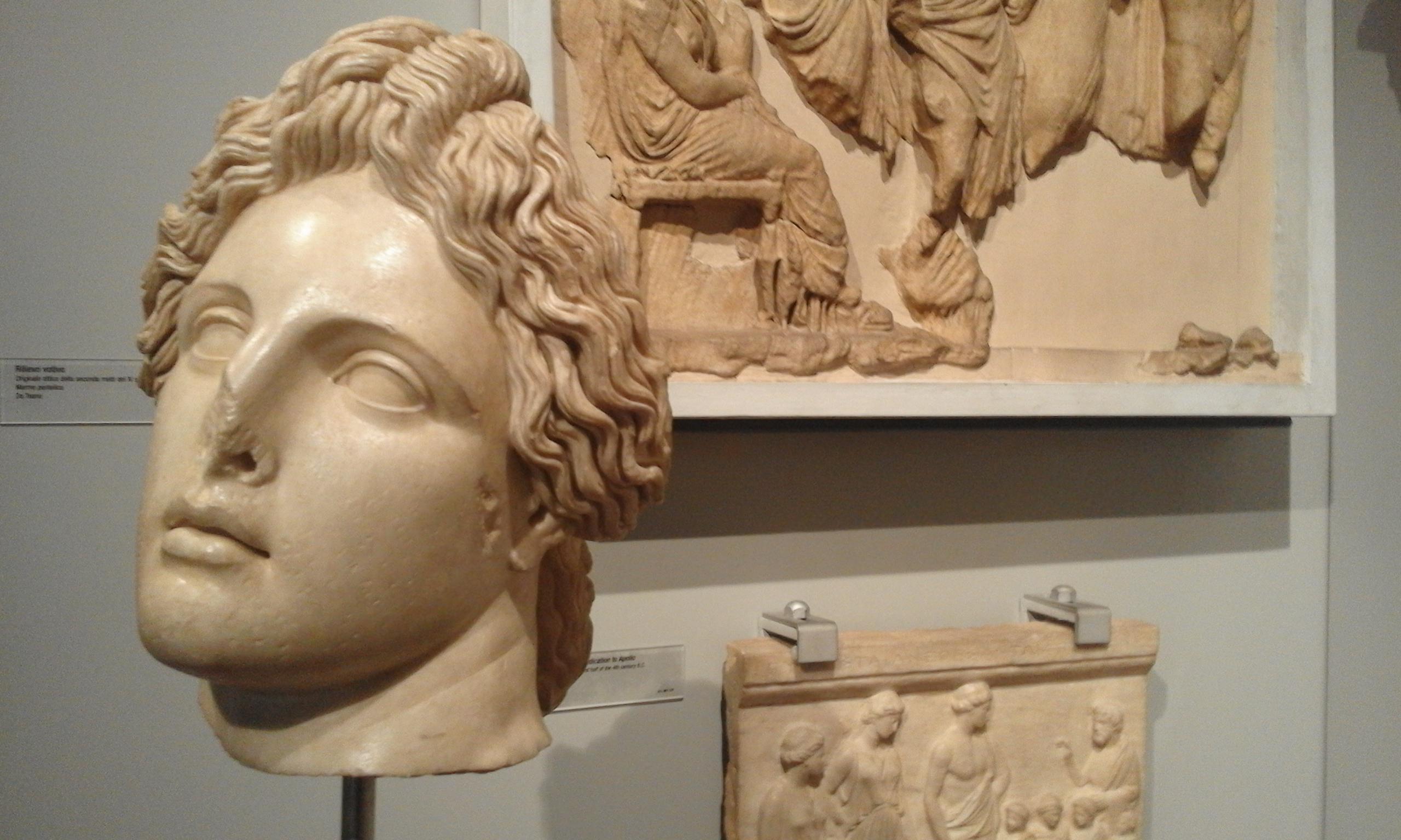 Музей римской скульптуры - Гид в Риме