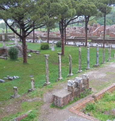 Остия Антика - Лацио