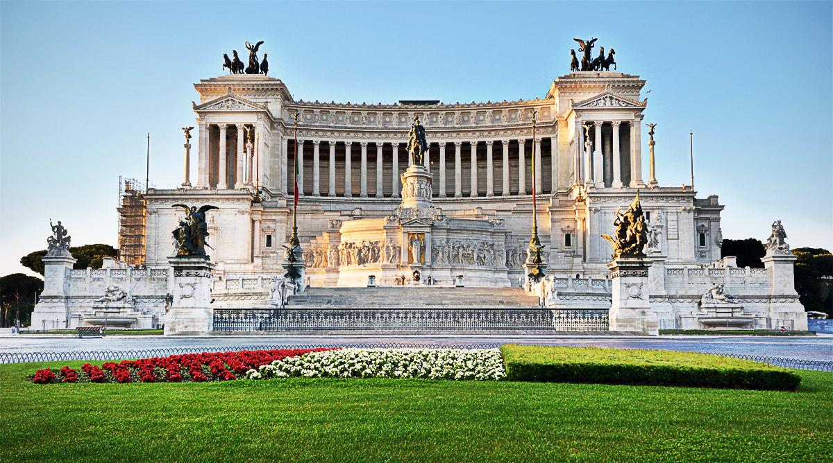 Площад Венеция в Рим