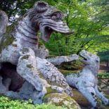 Сад чудовищ Бомарцо