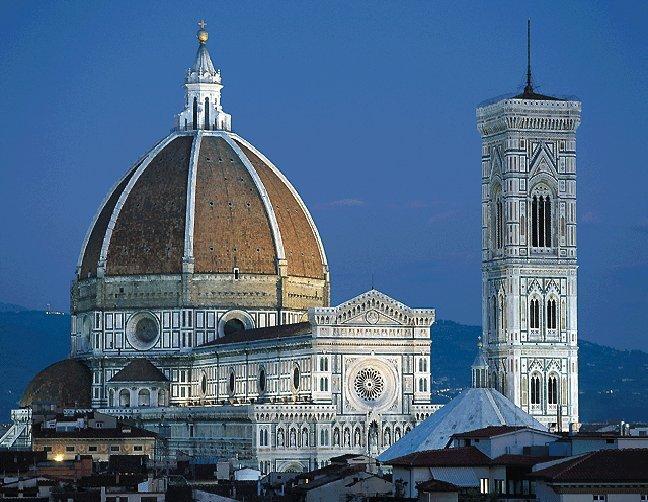 Санта Мария дель Фьоре - Флоренция