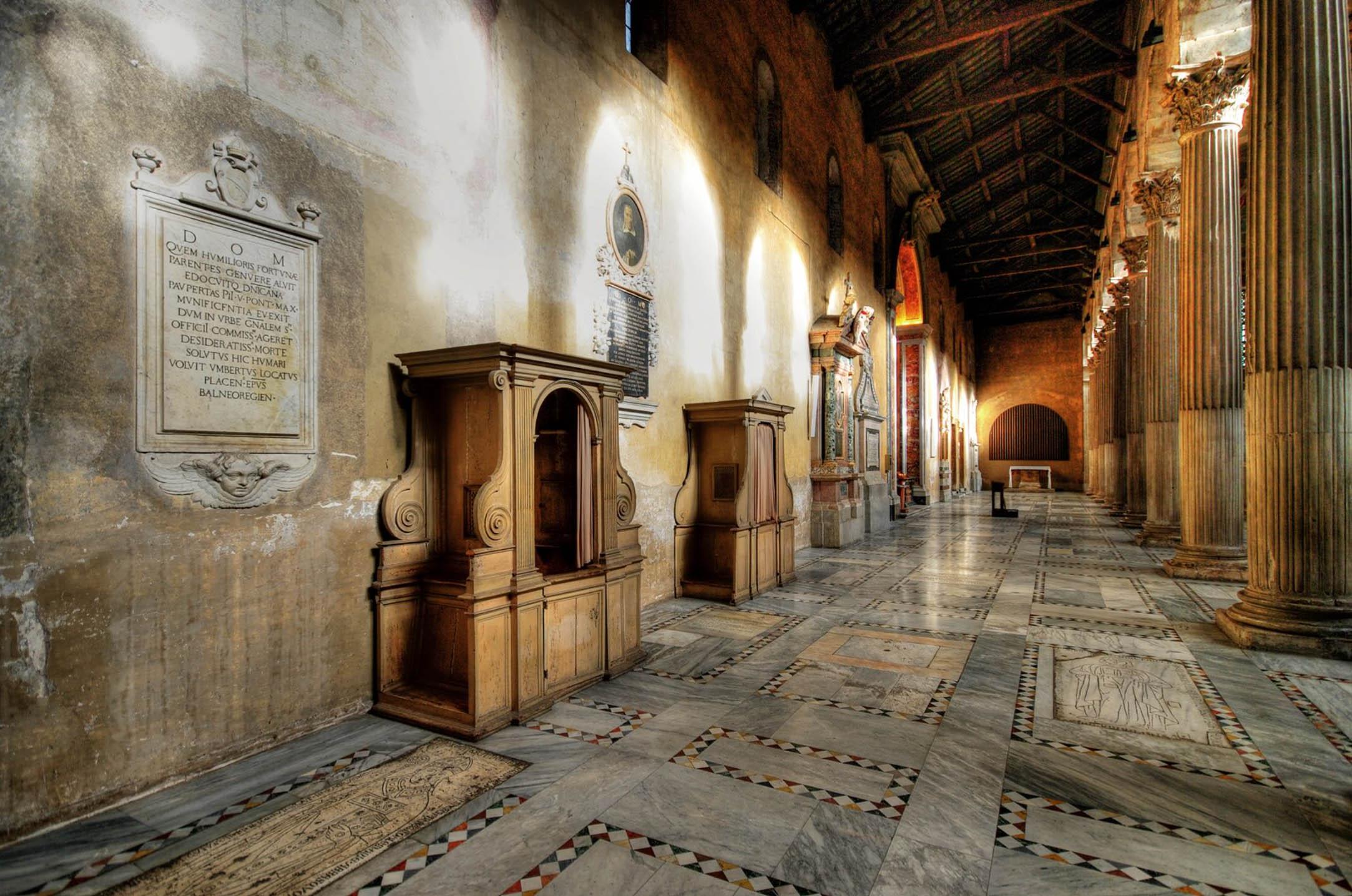 Света Сабина Базилика на Авентин в Рим