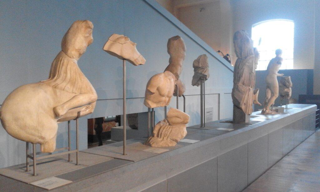 Храм Аполлона - Рим - Центральный Монтемартини