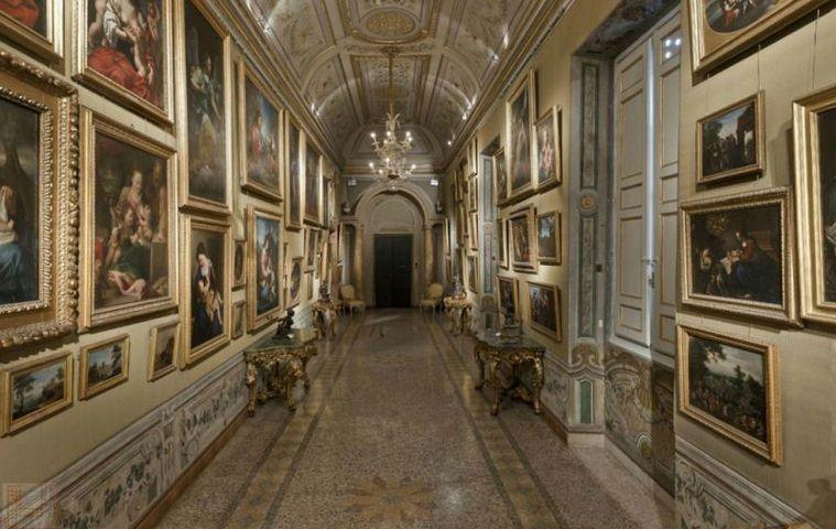 Экскурсии по Риму - Галерея Корсини