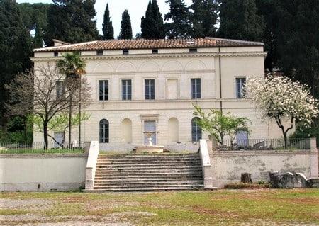 Antiquarium comunale del Celio - casino-salvi