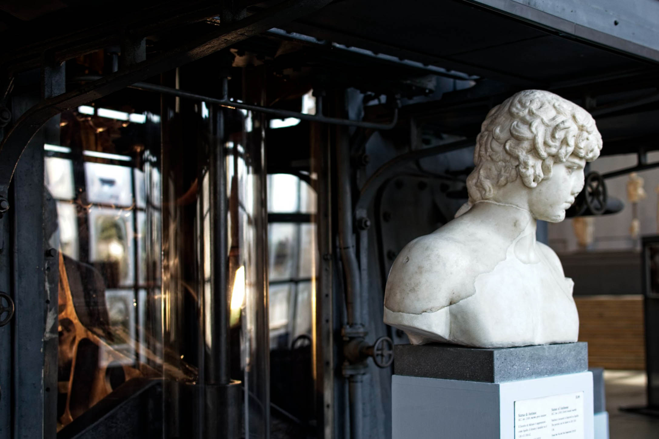 Best private tour of Rome - Centrale Montemartini