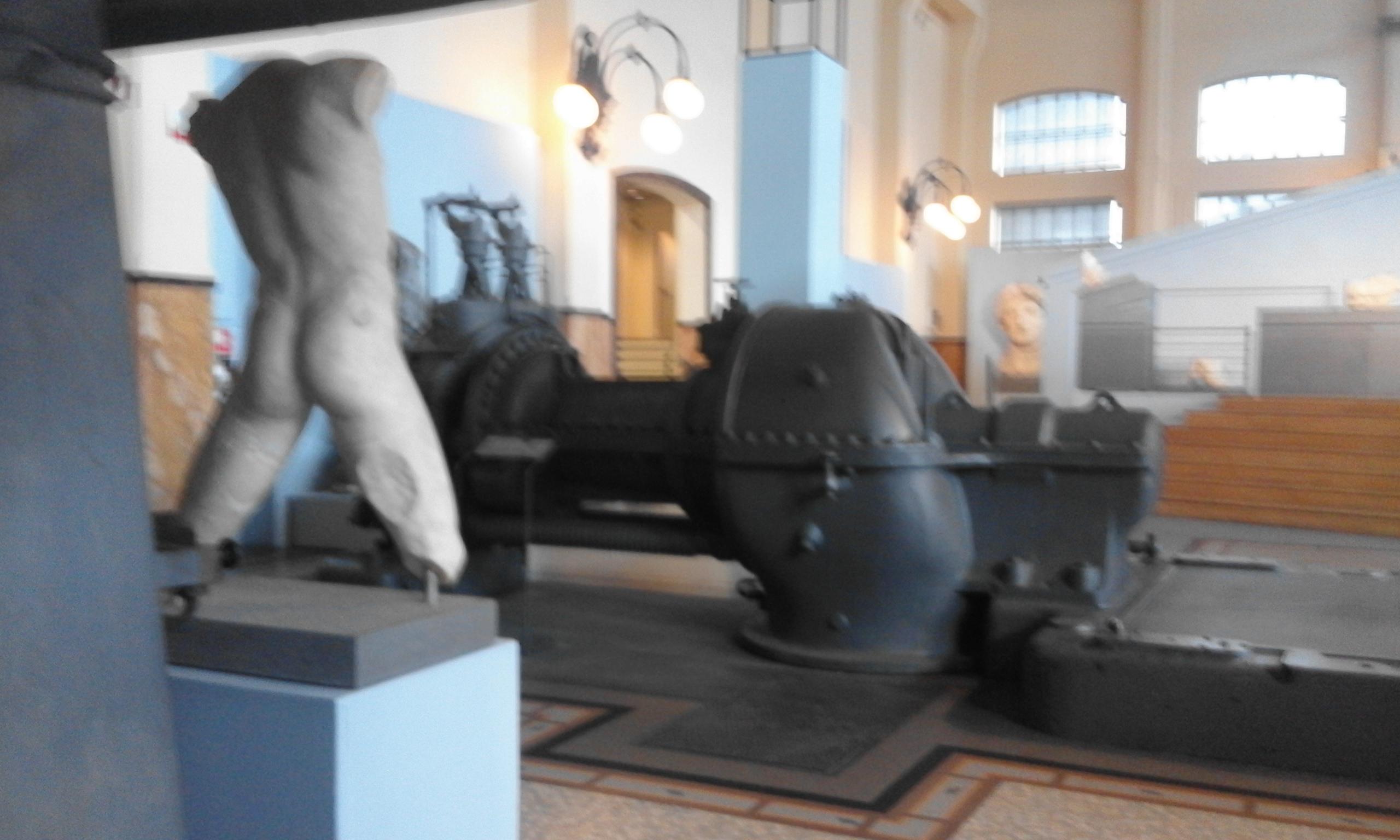 Centrale Montemartini - Rome private tour
