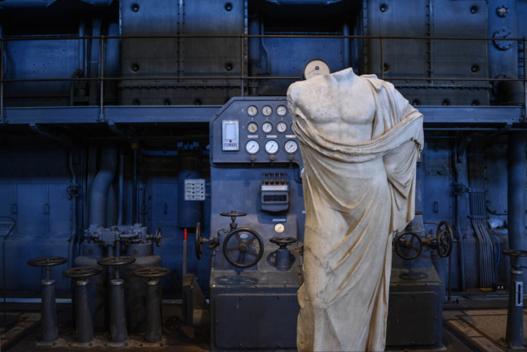 Centrale termoelettrica Montemartini - Roma