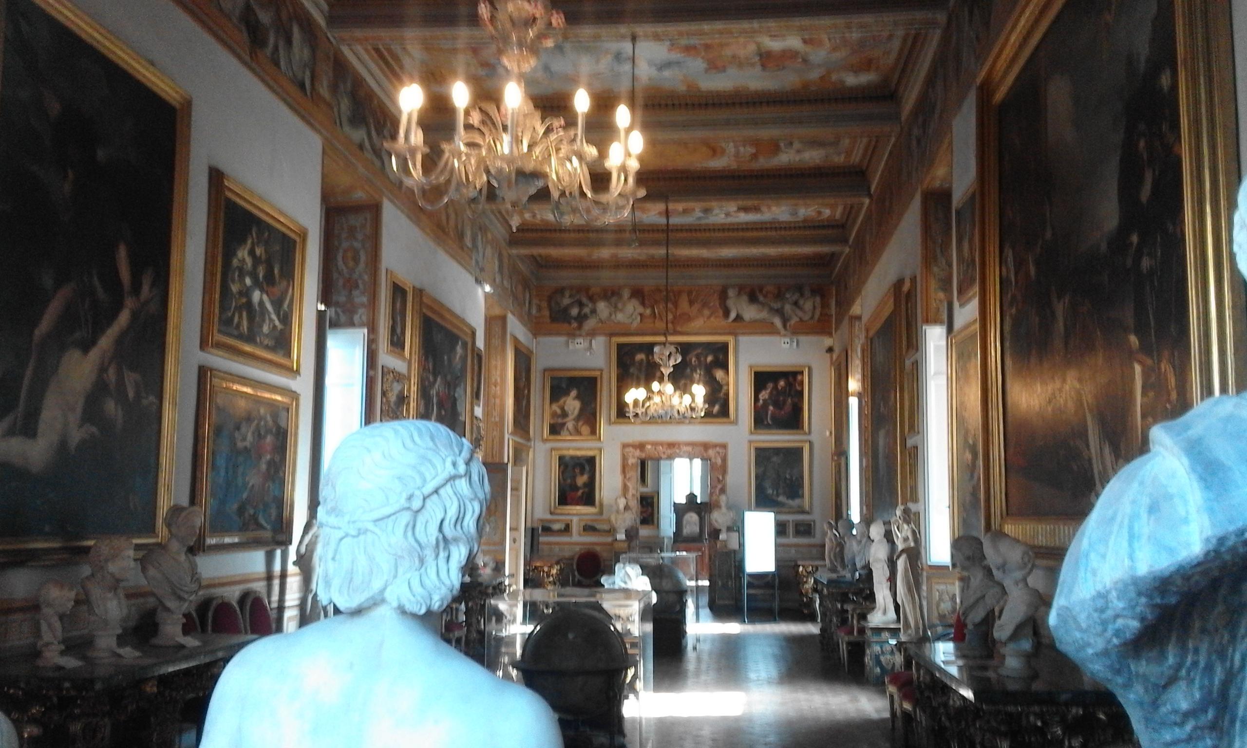 Mузей Спада - Экскурсия по Риму