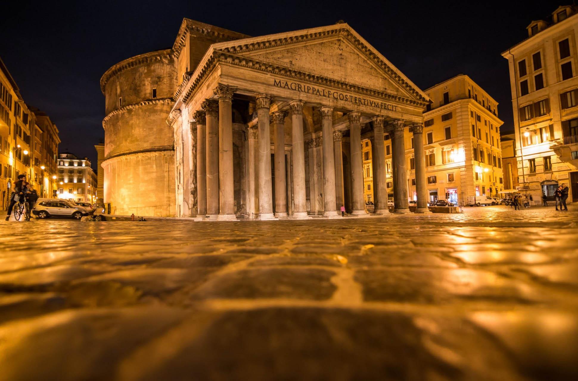 Night Rome private tour