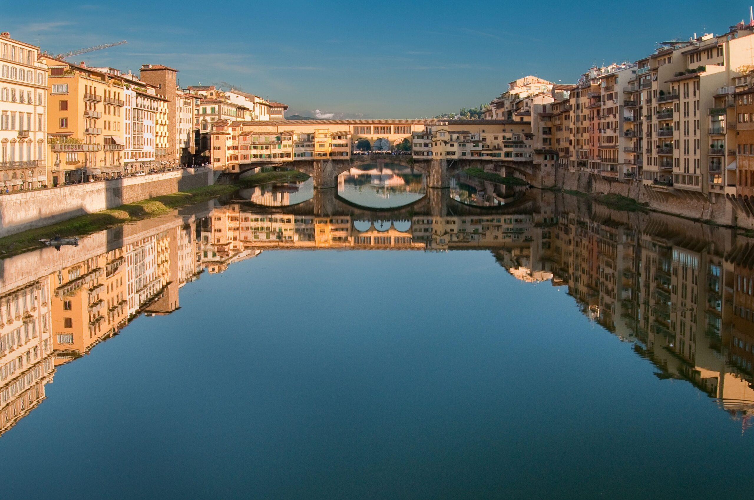 Ponte vecchio - Florence car tour