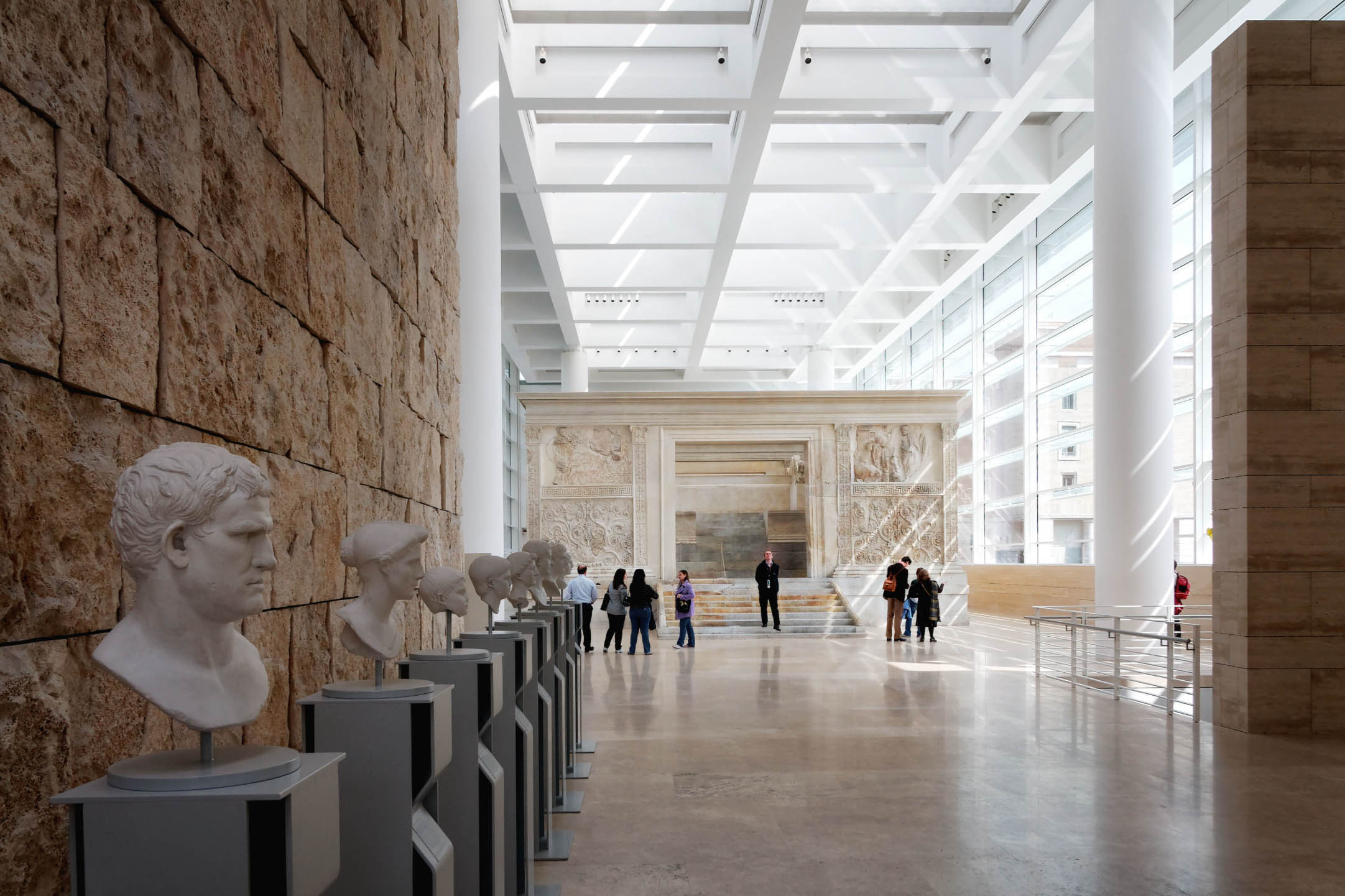 Rome with private guide - Ara Pacis